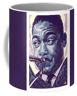 Wynton Marsalis Portrait 2 Coffee Mug