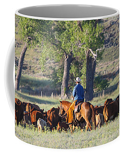 Wyoming Country Coffee Mug