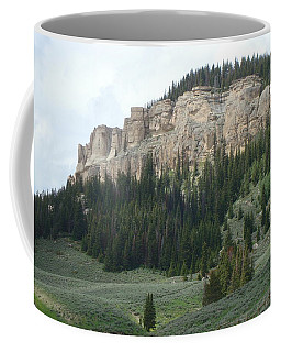 Wyoming Landscape Coffee Mug