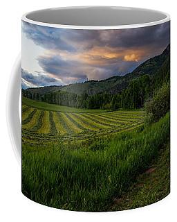 Wyoming Pastures Coffee Mug
