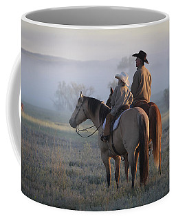 Wyoming Ranch Coffee Mug