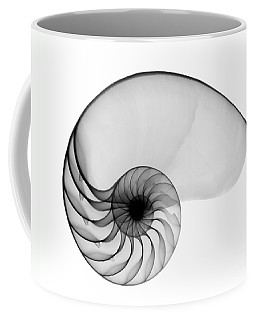 X-ray Of Nautilus Coffee Mug