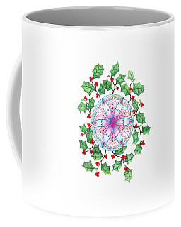 X'mas Wreath Coffee Mug