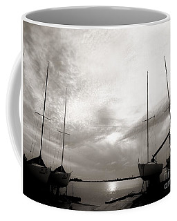 Cirrus Effect Coffee Mug