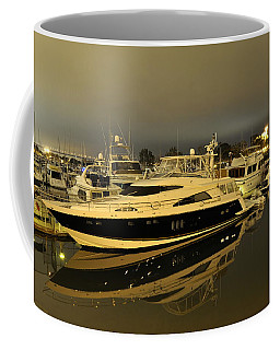Yacht  Coffee Mug