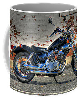 Yamaha Virago 01 Coffee Mug by Andy Lawless