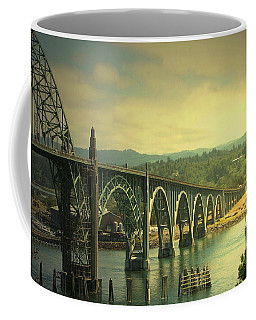 Yaquina Bay Bridge Or Coffee Mug