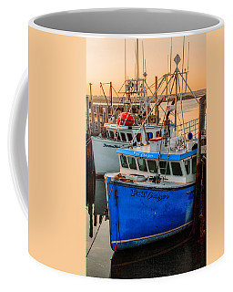 Yarmouth Harbour Coffee Mug