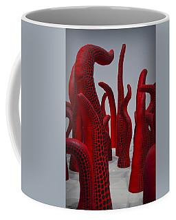 Yayoi Kusama Coffee Mug