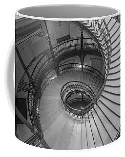 Ybl Palace Spiral Staircase 2 Coffee Mug