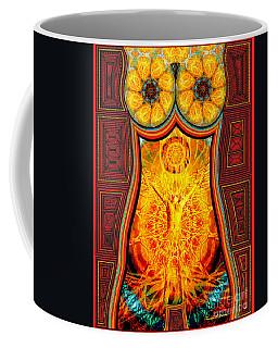 Yearning-spirit Rising Coffee Mug