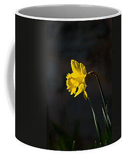 Yellow Daffodil Coffee Mug