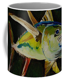 Yellow Fin Tuna Coffee Mug