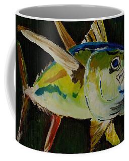 Yellow Fin Tuna Coffee Mug