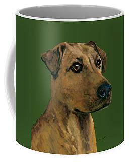 Yellow Lab Mix Coffee Mug