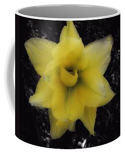 Yellow Parrot Tulip Coffee Mug