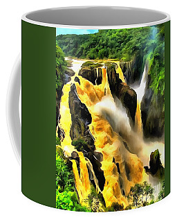 Yellow River Coffee Mug