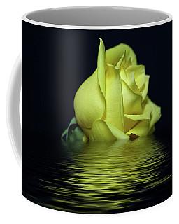Yellow Rose II Coffee Mug by Sandy Keeton