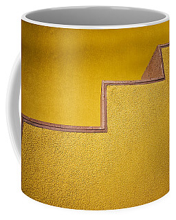 Yellow Steps Coffee Mug