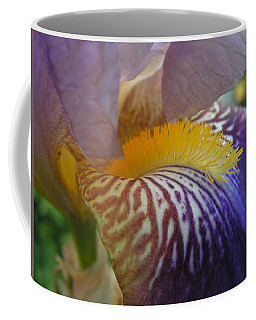 Yellow Tuft Coffee Mug