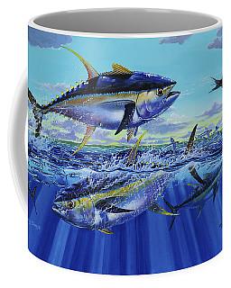 Yellowfin Bust Off0083 Coffee Mug