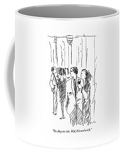 Yes, They Are Rich.  Well, Wisconsin Rich Coffee Mug
