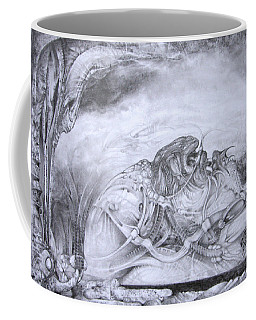 Ymir At Rest Coffee Mug