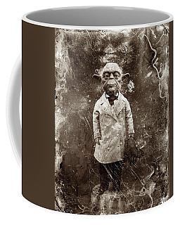 Yoda Star Wars Antique Photo Coffee Mug