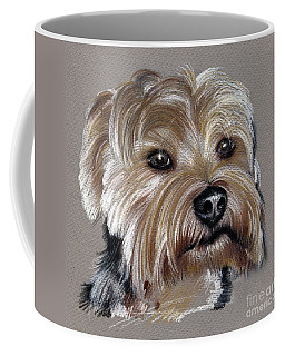 Yorkshire Terrier- Drawing Coffee Mug