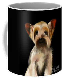 Yorkshire Terrier Pup Coffee Mug