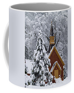 Yosemite Chapel Coffee Mug