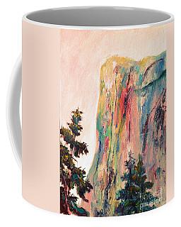 Yosemite El Capitan Coffee Mug