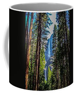 Yosemite Falls Coffee Mug by Dany Lison