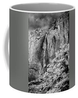 Coffee Mug featuring the photograph Yosemite Falls by Mark Greenberg