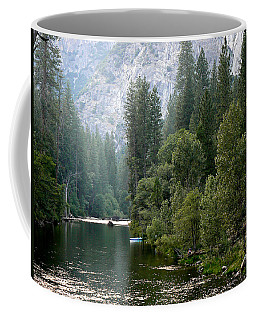 Coffee Mug featuring the photograph Yosemite National Park by Laurel Powell