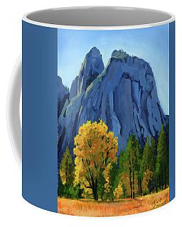 Yosemite Oaks Coffee Mug