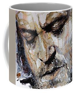 You Are So Beautiful Coffee Mug by Laur Iduc