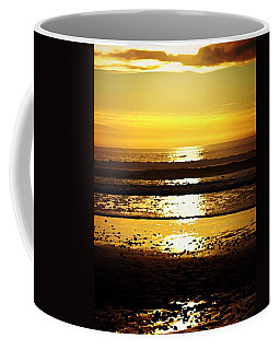 You Are The Salt Of The Earth And The Light Of The World Coffee Mug by Sharon Soberon