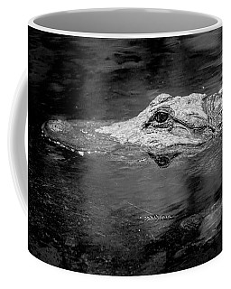 Coffee Mug featuring the photograph You Better Not Go At Night by Wade Brooks