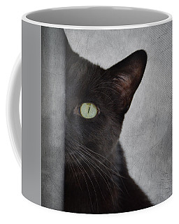 You Can't See Me Coffee Mug