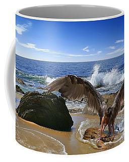 You Cried Out And I Came Coffee Mug