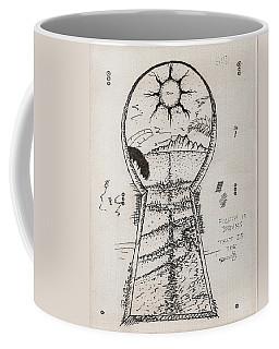 You Hold The Key Coffee Mug