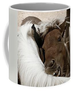 You Scratch Mine Coffee Mug