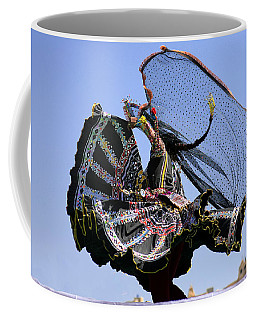 You Spin Me Round Coffee Mug
