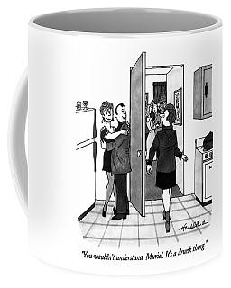 You Wouldn't Understand Coffee Mug