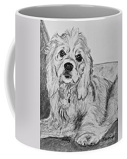 Young Cocker Spaniel Coffee Mug
