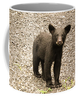 Young Cub Coffee Mug