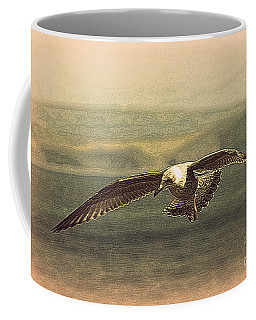 Young Gull Coffee Mug by Linsey Williams