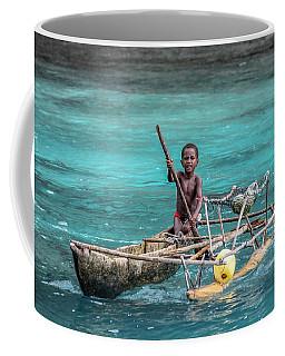 Young Seaman Coffee Mug