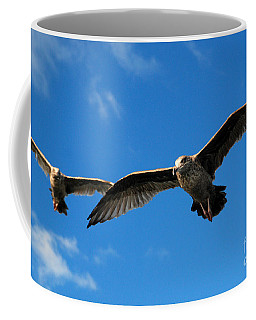 Young Wings Coffee Mug